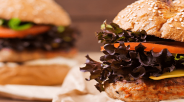 hamburgers recipe header