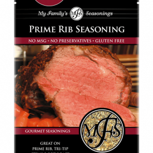 3.6 oz My Family's Prime Rib Seasoning