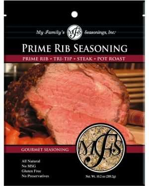 10.2 oz My Family's Prime Rib Seasoning