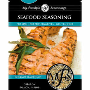 3.6 oz My Family's Seafood Seasoning