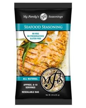 1.8 oz My Family's Seafood Seasoning