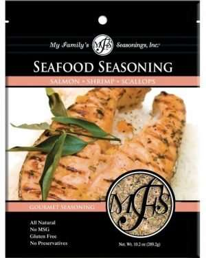 10.2 oz My Family's Salmon Seasoning