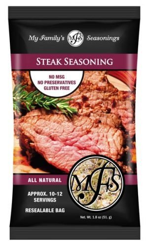 1.8 oz My Family's Steak Seasoning