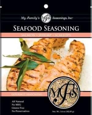 3.6 oz My Family's Seafood Seasoning
